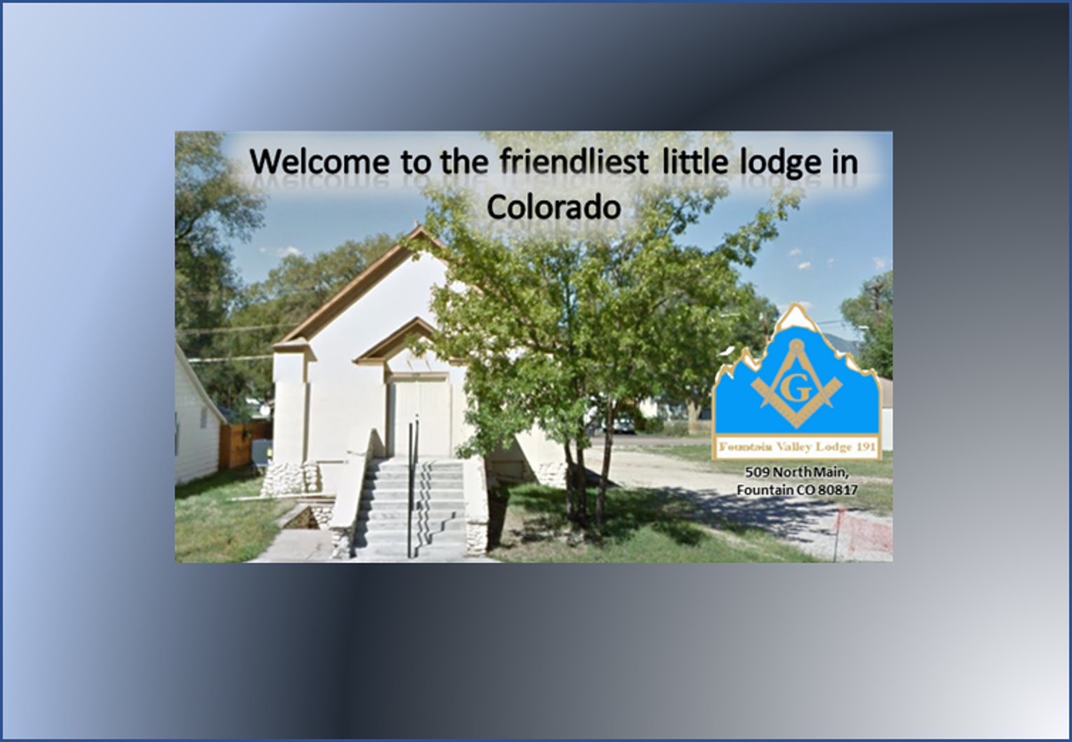 Fountain Valley Lodge #191